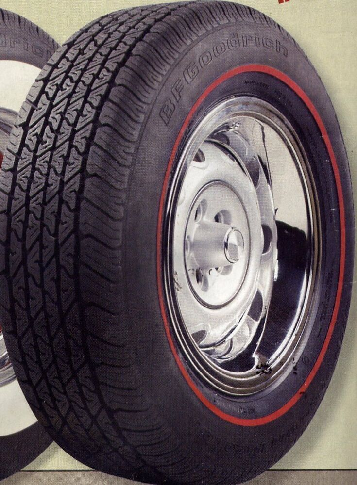 """Falken Pro G4 A S >> P215/60R15 BFG RADIAL T/A WITH 3/8"""" REDLINE TIRE Need Year ..."""