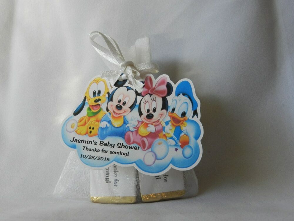 personalized disney babies birthday baby shower party favor gift