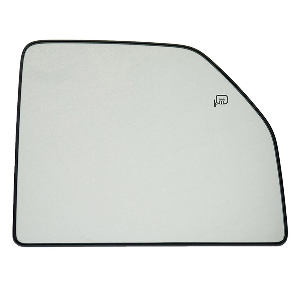 Oem New Right Passenger Upper Telescopic Tow Mirror Glass