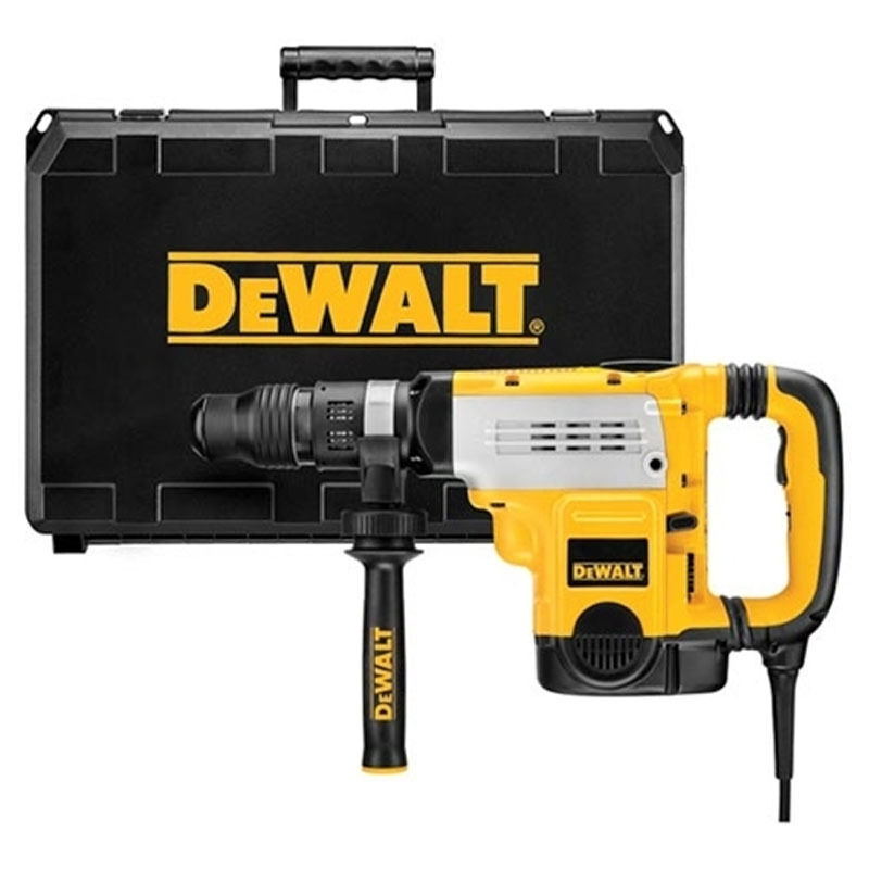dewalt d25712kr 1 7 8 inch sds max combination rotary. Black Bedroom Furniture Sets. Home Design Ideas