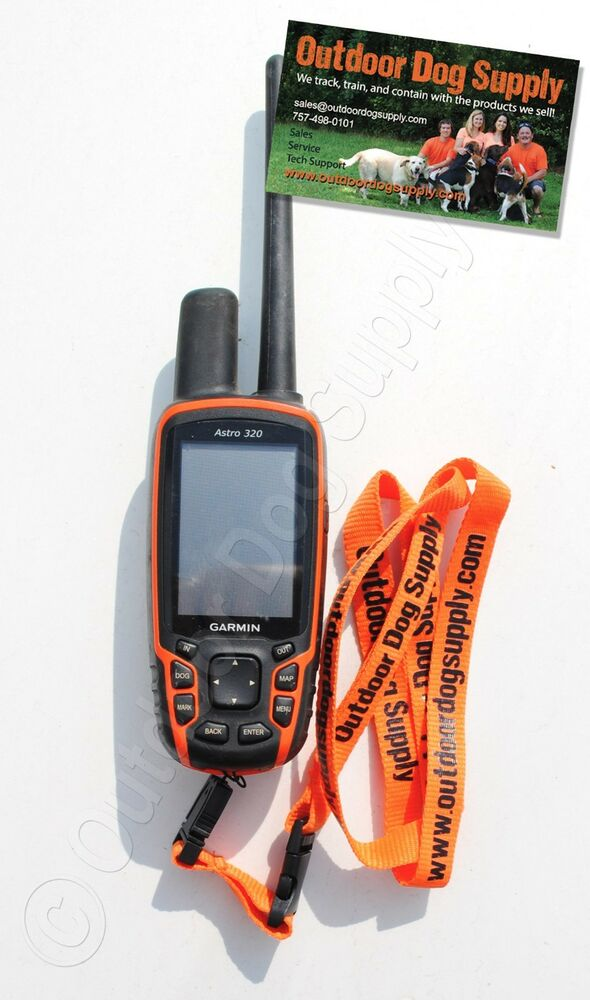 Used Garmin Astro 320 Dog Tracking GPS Hunting Replacement Handheld Receiver Box | eBay