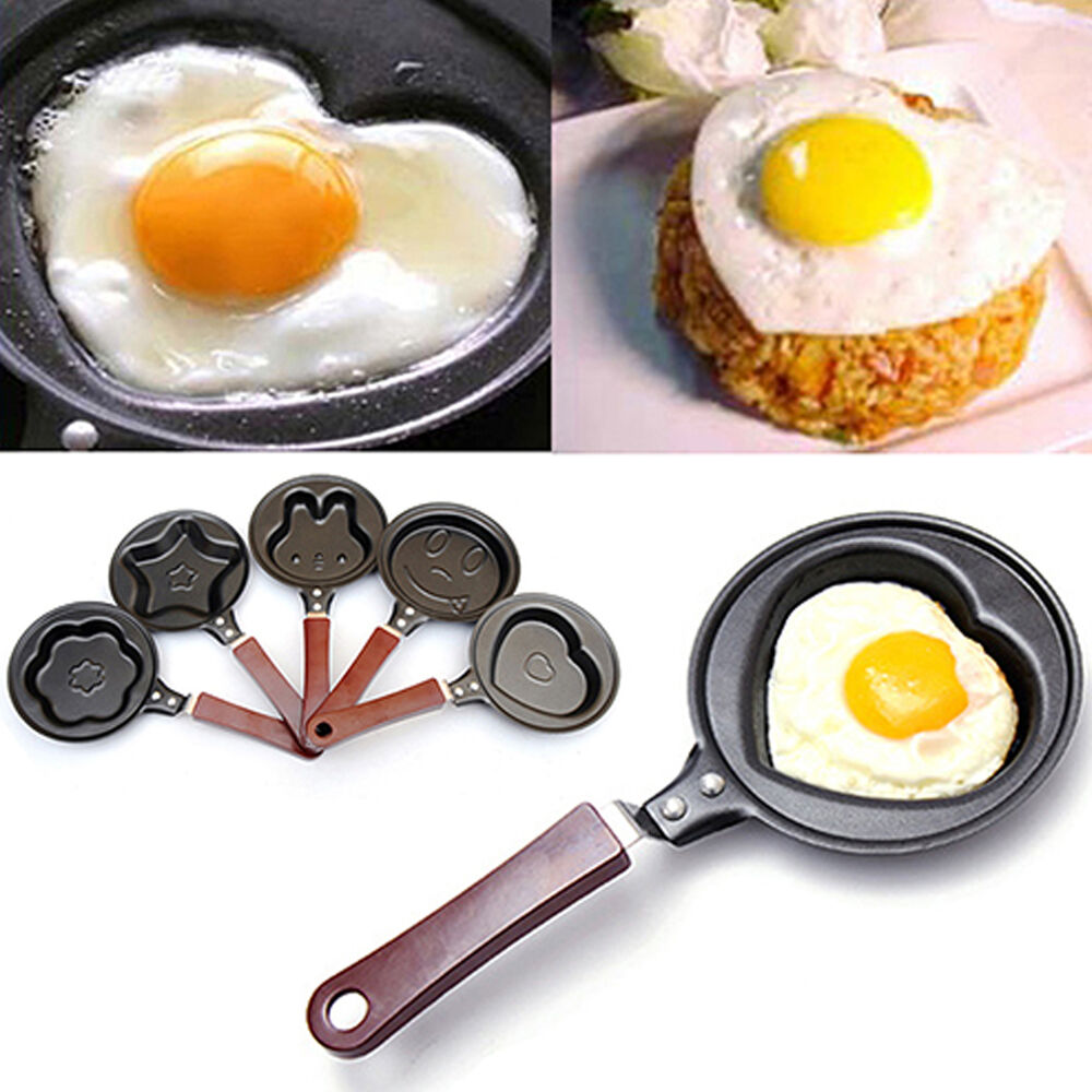 C8 Us Kichen Mini Egg Pancake Frying Pan Cooker Mini Non