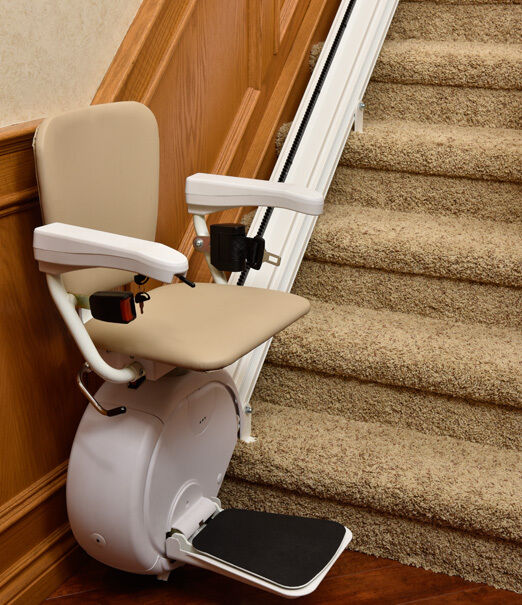 acorn stair lift installation instructions