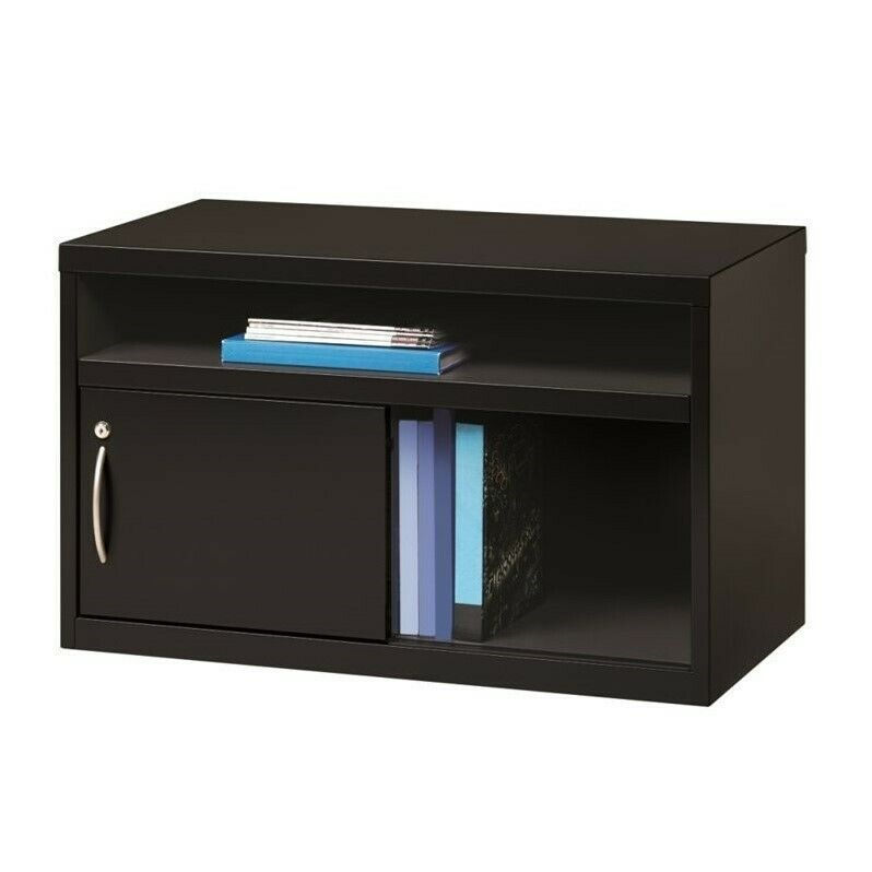 Filing Cabinet File Storage Hirsh Low Credenza With Door