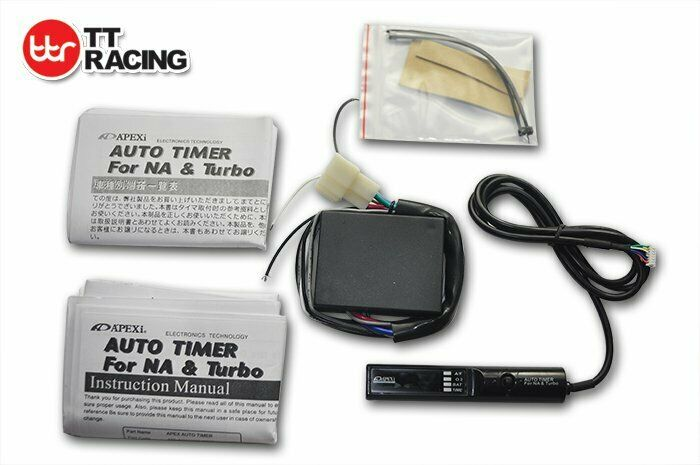 Contemporary Apexi Auto Timer Manual Component - Everything You Need ...