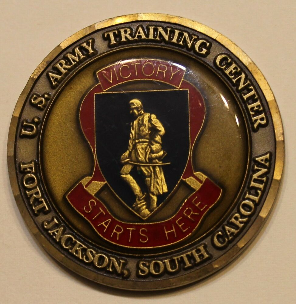 Us Army Training Center Ft Jackson Sc Command Sergeant