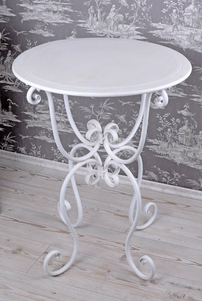 Art Nouveau Garden Table