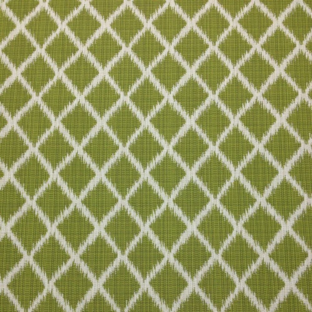 Ballard design soledad lime green lattice outdoor for Outdoor furniture upholstery