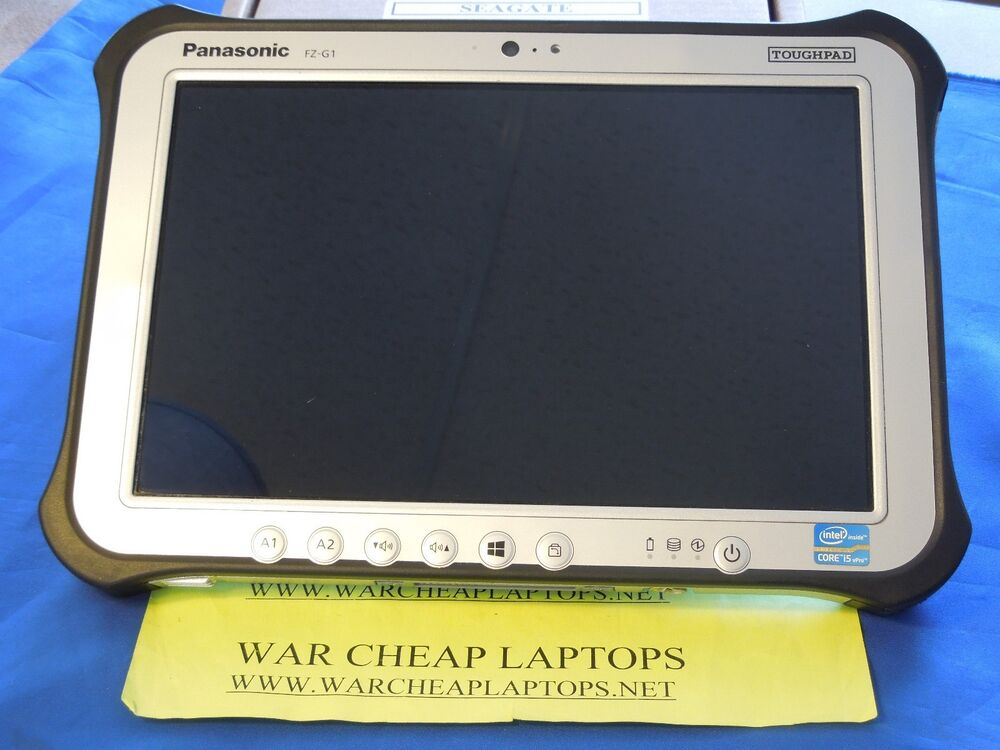 promo gps toughpad fz g1 panasonic toughpad win 7 war cheap proton chicago ebay. Black Bedroom Furniture Sets. Home Design Ideas