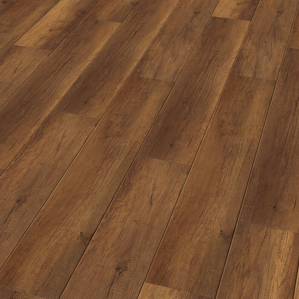 Laminate Floor Color Mammoth Oak 107mm Matte Sample
