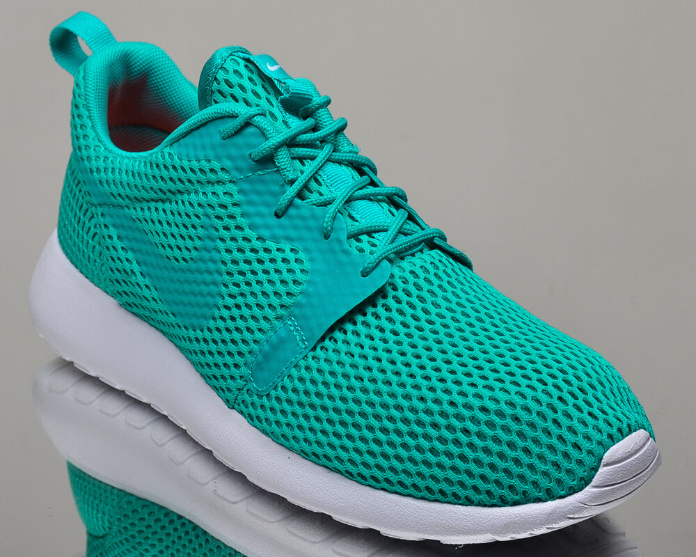 34c8283959fd Details about Nike Roshe One Hyperfuse BR men lifestyle casual sneakers NEW  clear jade