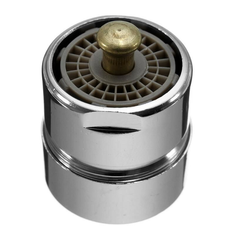 One Touch Tap Faucet Aerator Male With Female Adaptor Ebay