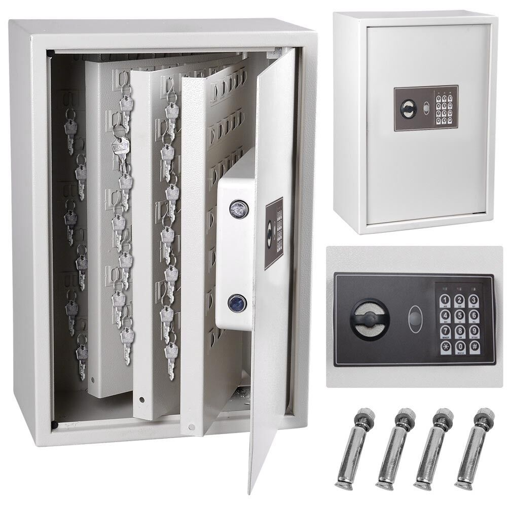 245 key storage cabinet safe digital keyless lock box for Safe and secure products