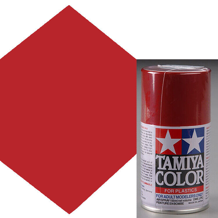 Lacquer Red Paint