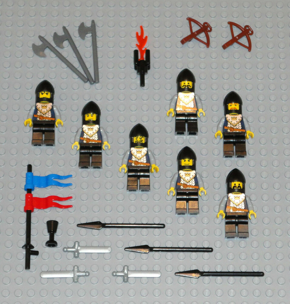 how to make a lego swat guy
