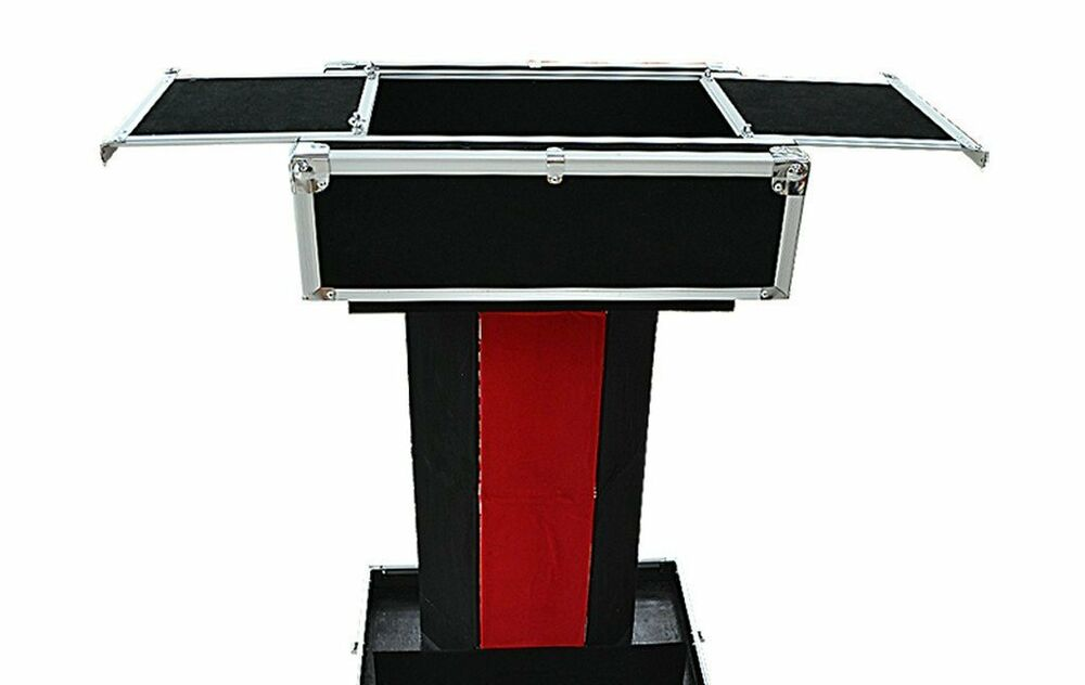 Pop up performers table case stand illusion trick magic - Table basse escamotable stand up ...