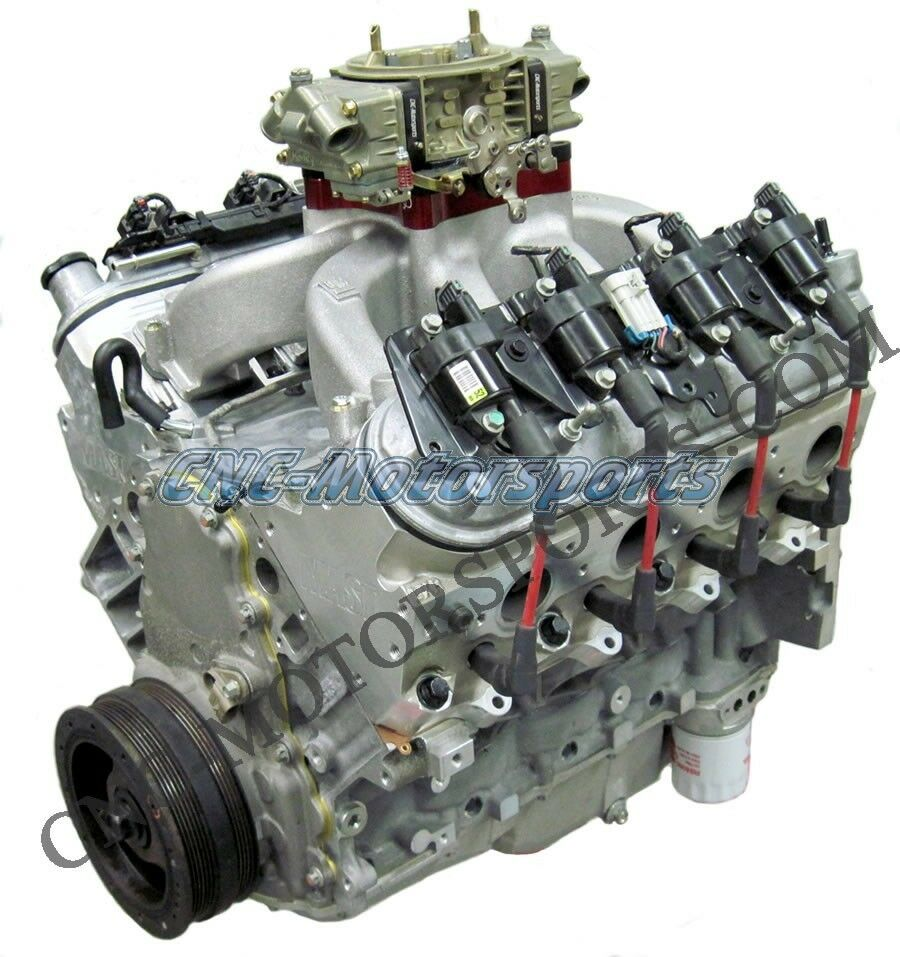 Ls1 With Heads And Cam Hp: CHEVY LS3 415 CARBURETED CRATE ENGINE 550+ HORSEPOWER