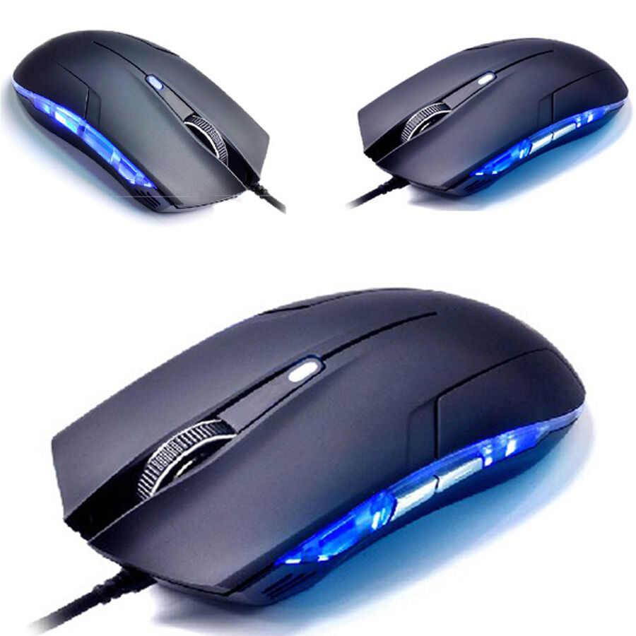 how to connect a wired mouse to a computer
