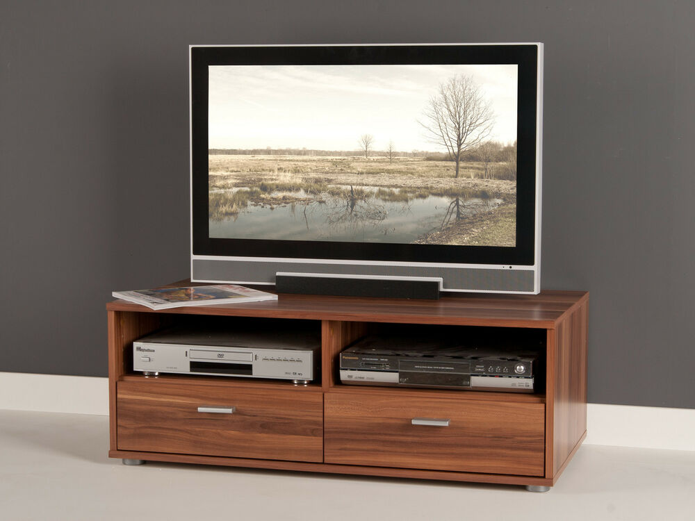 tv schrank nussbaum inspirierendes design. Black Bedroom Furniture Sets. Home Design Ideas