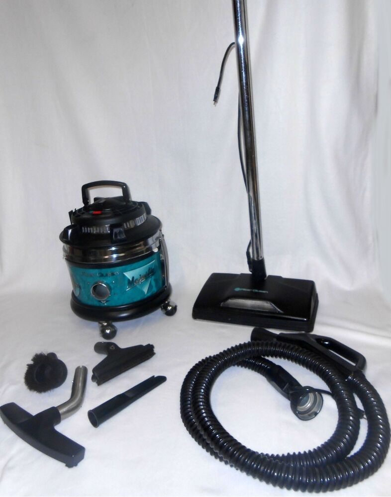 Power Vacuum Cleaner : Th anniversary filter queen vacuum cleaner canister w