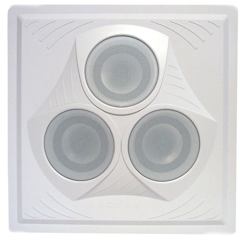Pure Resonance Audio Vector Lay In 2x2 Drop Ceiling