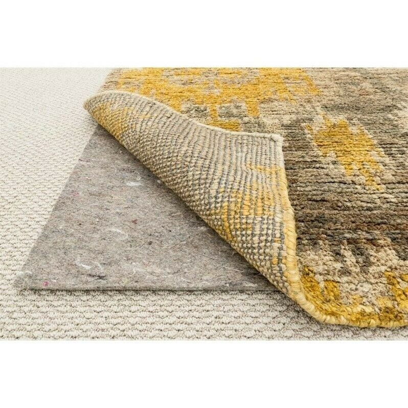 Loloi 12 X 15 Grip Felted Rug Pad In Gray 885369203664