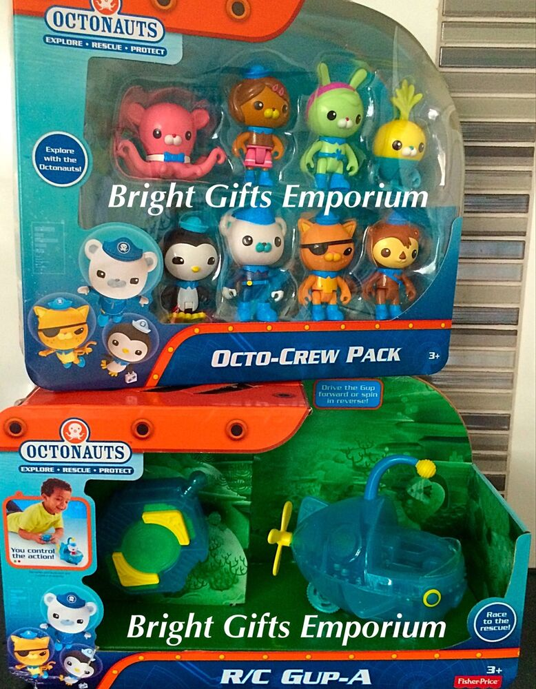 octonauts meet the crew bulletin