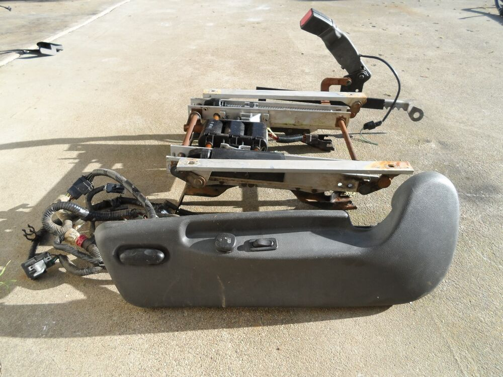 2001-2005 Ford Explorer Sport Trac Power Seat Track ...