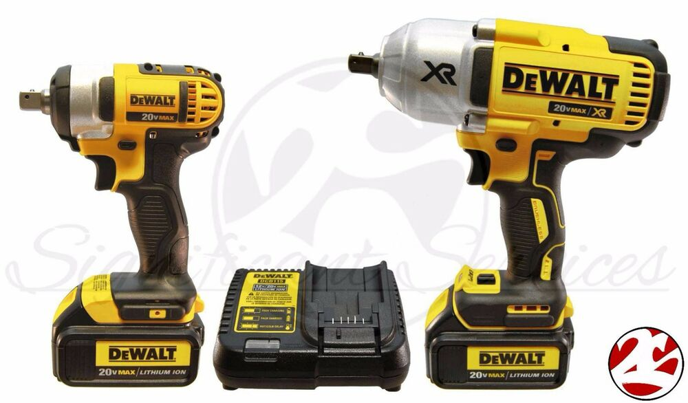 New dewalt dck398hm2 20v max brushless high torque impact for Dewalt 20v brushless motor