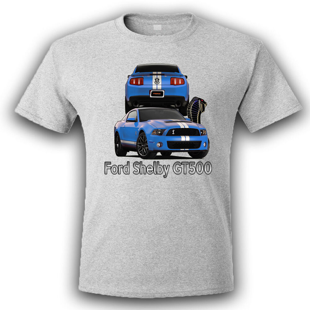 ford mustang american classic shelby saleen gt racing muscle car t shirt gift ebay. Black Bedroom Furniture Sets. Home Design Ideas