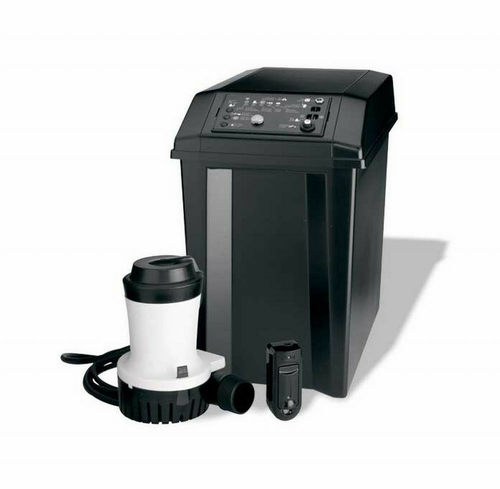 battery backup sump pump simer a5300 emergency battery backup sump system ebay 29339