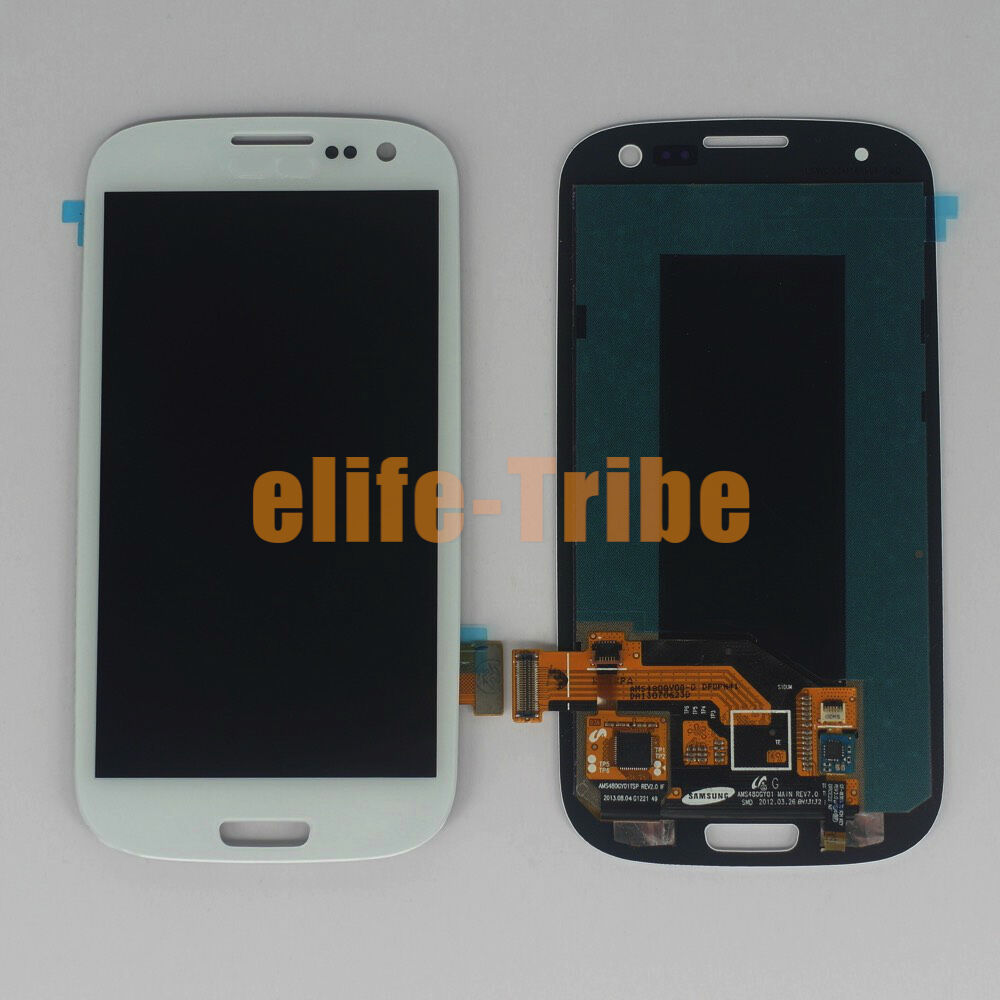 LCD Display Touch Screen Assembly for Samsung Galaxy S3 GT ...