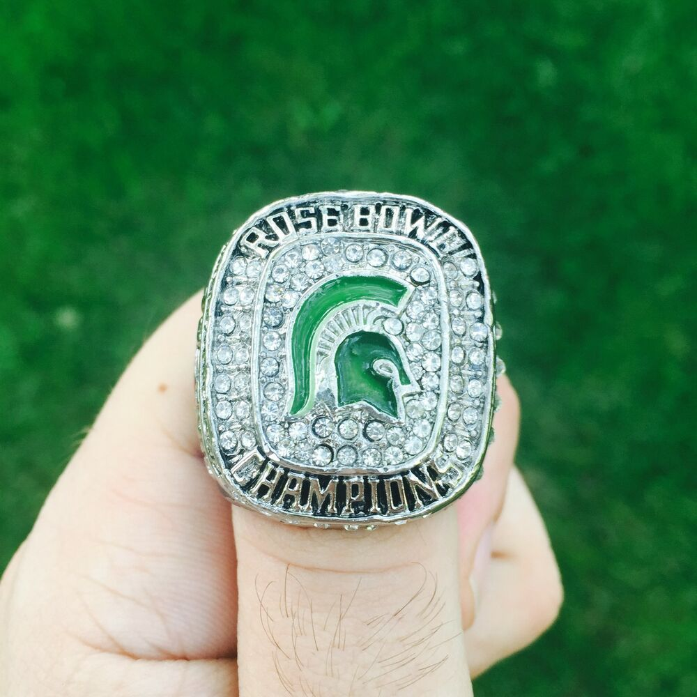 2013 michigan state spartans rose bowl college football