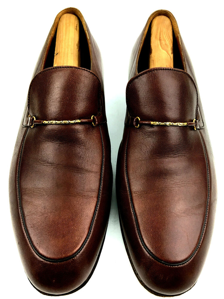 Men's Shoes - Moccasins & Loafers. Slip into comfortable style in fashionable moccasins and Medusa loafers for men. Velvet mules, leather and suede loafers for a laid back look.