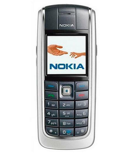 Unlocked Nokia 6020 classic Mobile Cell Phone GSM Gray ...