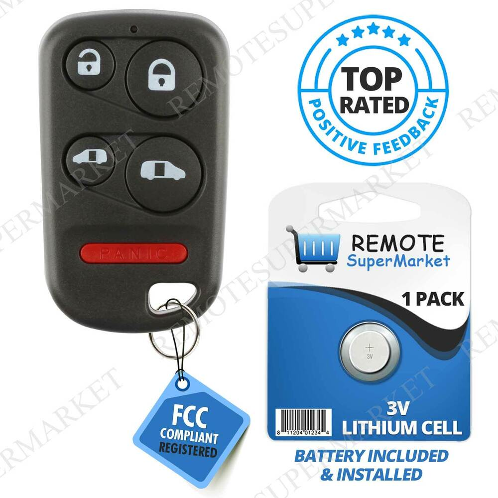 How To Get Replacement Car Key Honda