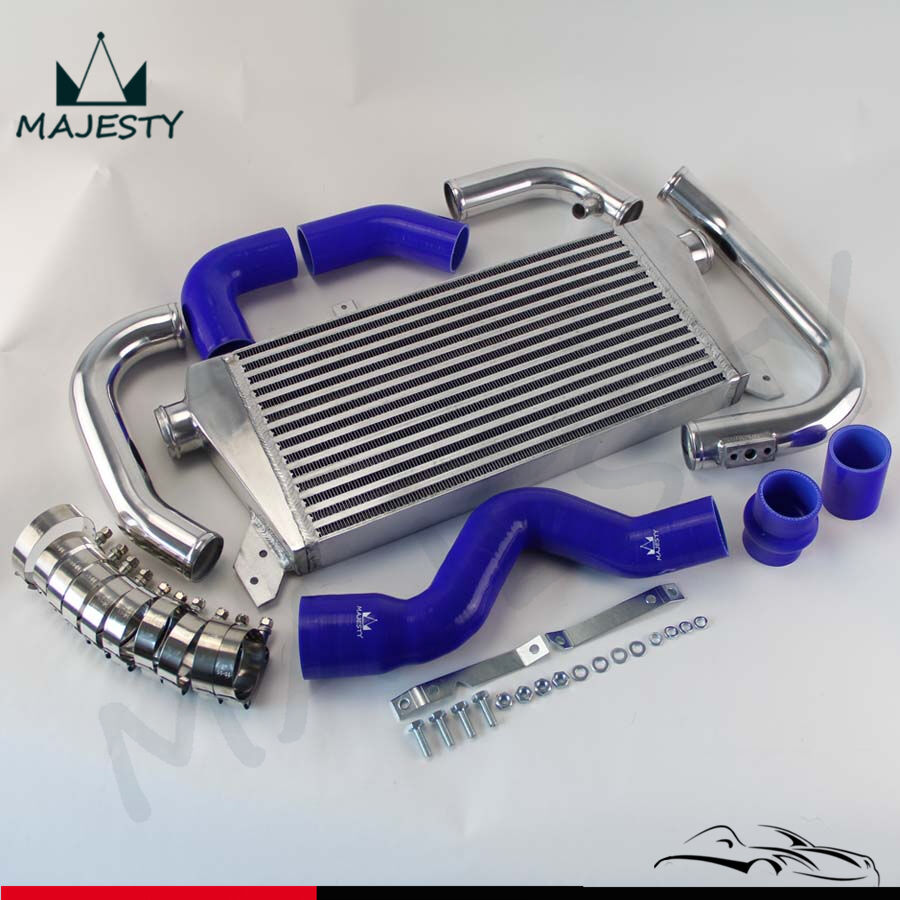 Audi A4 1 8 T B6: Upgrade Front Mount Intercooler Kit For Audi A4 1.8T Turbo