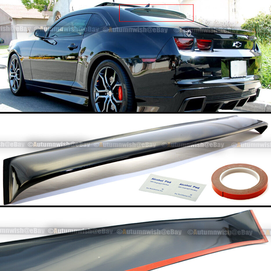 Fit 10 16 Chevy Camaro Rear Windshield Window Roof Vent