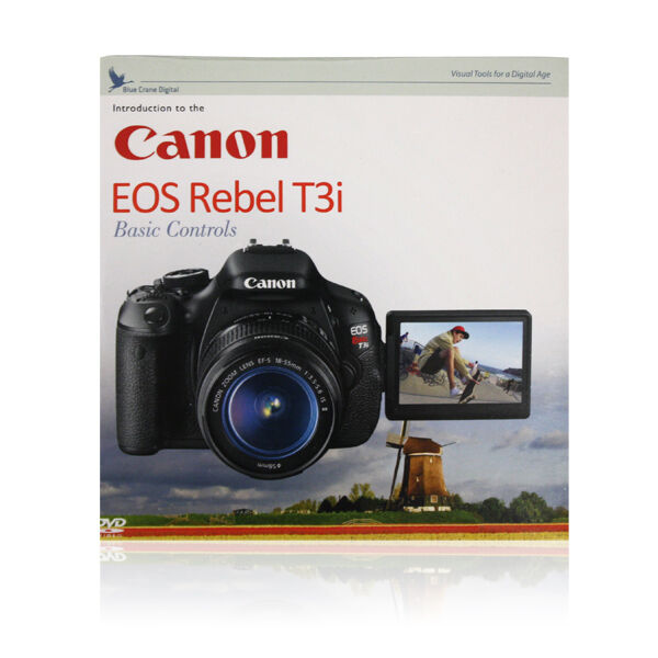 canon eos rebel t3i dslr training video learning tutorial canon eos rebel t3i manual mode Canon Rebel T3 Accessories