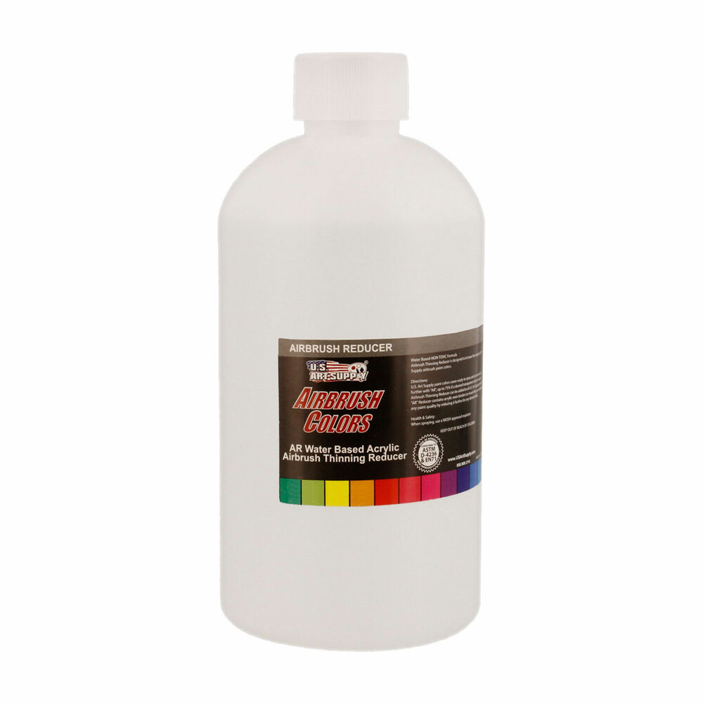 Acrylic Paint Reducer For Airbrush