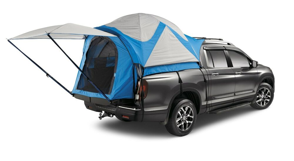2017 Honda Ridgeline With Tent | 2017 - 2018 Best Cars Reviews