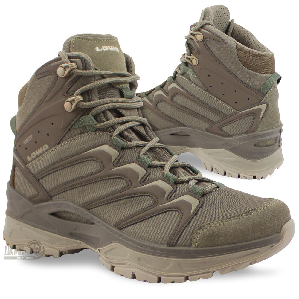 Lowa Innox Gtx Mid Tf Gore Tex Waterproof Military Combat