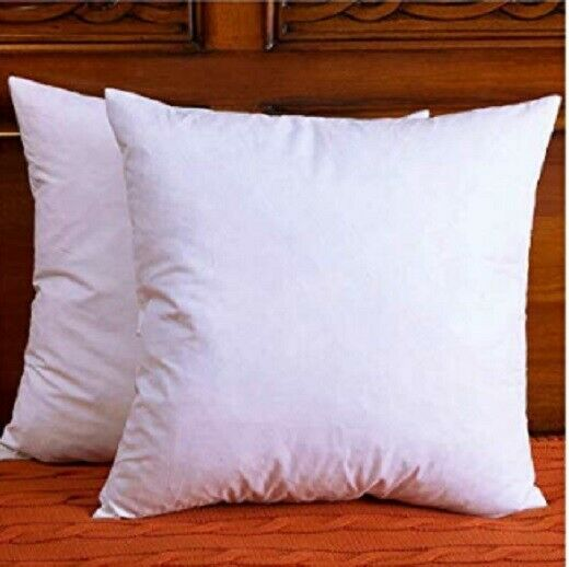 Make your own throw pillow with the MYOP Square Throw Pillow Insert. The perfect finishing touch to any chair or sofa, the cotton insert easily fits into a 20