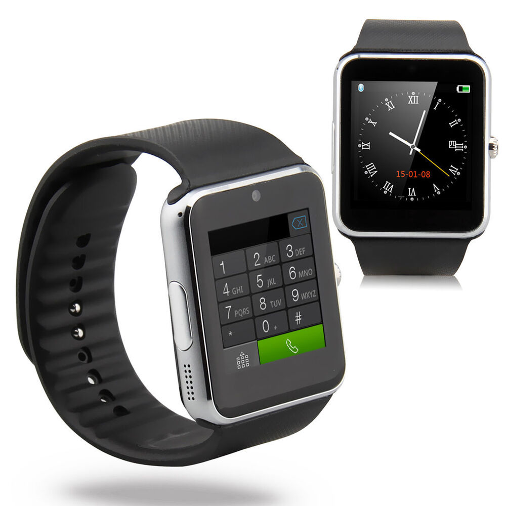 fashion watches bluetooth smart watch for men women. Black Bedroom Furniture Sets. Home Design Ideas