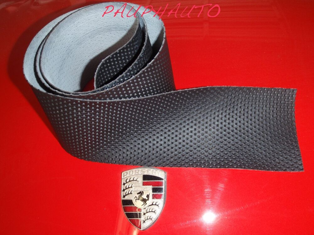 Porsche 911 Dash Vinyl Basket Weave Oem German Pattern