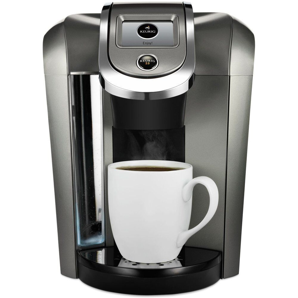 Keurig hot 2 0 k575 machine coffee maker brewer k cup New coffee machine