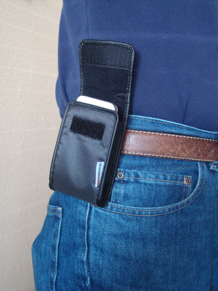 Iphone 5 Amp 5s Lifeproof Case Cell Phone Holster Has Belt