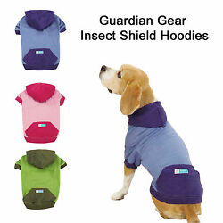 Guardian Gear Dog 2-tone Pullover Hoodie Shirt with Insect Guard Protection