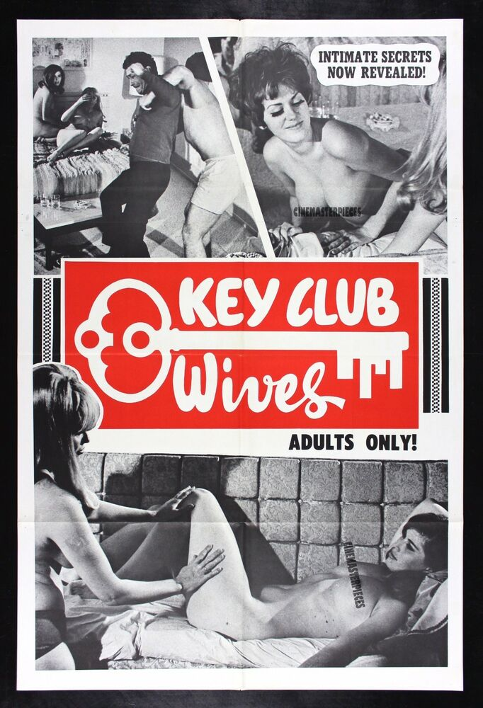X Rated Kylie Thrills Fans In Knee High Leather Boots: KEY CLUB WIVES * CineMasterpieces ORIGINAL MOVIE POSTER