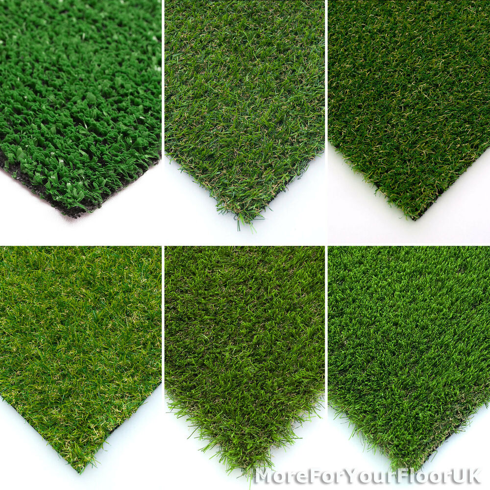 CLEARANCE Artificial Grass Astro Turf Fake Lawn Realistic ...